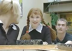 Ginger teen porn tube
